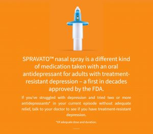 SPRAVATO-FDA-Approves-Esketamine-Nasal-Spray-For-Hard-To-Treat-Depression-300x263 Treatment-Resistant Depression Has a New FDA approved treatment Los Angeles California Online Pharmacy
